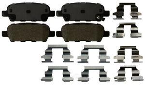 Rr Ceramic Brake Pads  Ideal Brake  TCD905
