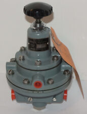 MOORE NULLMATIC 42H30 1-30 PSIG HIGH FLOW CAPACITY PRECISION PRESSURE REGULATOR