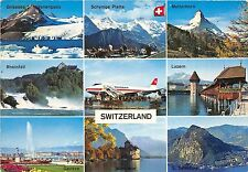 B57512 airplanes avions Swissair multiviews