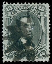 momen: US Stamps #98 Used Fancy VF+ PF Cert
