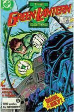 Green Lantern Corps # 216 (Ian Gibson) (USA, 1987)