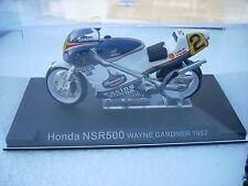 HONDA NSR 500 WAYNE GARDNER 1987 SCALA 124