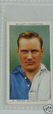 #38 R Pryde Blackburn Rovers-fútbol tarjeta de cigarrillo