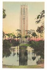 The Singing Towerin Central Florida Vintage Postcard #460