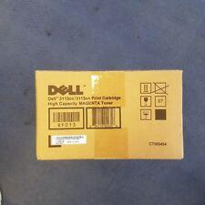 Genuine Dell 3110cn/3115cn Magenta Toner - 8000 Pages Rf013