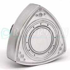 POLISHED 55mm ROTOR OIL CAP RX-2 RX-7 RX-8 RX-3 RX4 ROTARY ENGINE 100% ALUMINUM