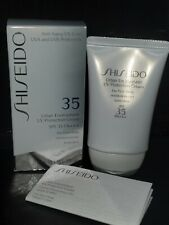 SHISEIDO URBAN ANTI-AGING UV ENVIRONMENT PROTECTOR SPF35 FACE/BODY. WATER RESIST