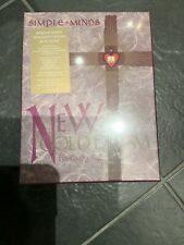 Simple Minds New Gold Dream - Super Deluxe Box Cd. New Sealed.
