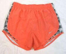 NWT$35 Under Armour Women/'s Semi-Fitted Legacy Orange Athletic Shorts