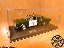 DODGE DART GUARDIA CIVIL SPANISH SPAIN POLICE 1:43 1968