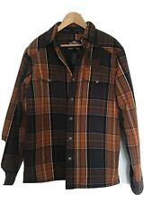 Mens Harley Davidson Sherpa Fleece Lined Casual Jacket 96453-17vm