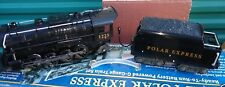 Lionel Polar Express G Gauge- Tested- Locomotive #1225 & Tender replacement