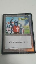 MtG Crusade, DCI Foil Promo, NEW and SEALED UNPLAYED CONDITION