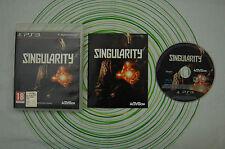 Singularity ps3 pal