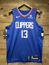 Authentic Paul George Los Angeles Clippers Icon Edition Jersey #13 New W/Tags