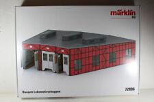 Märklin 72886 Bausatz Lokschuppen Neuware
