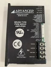 Advanced Motion Controls 30A8V Brush Type PWM Servo Amplifier