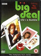 Big Deal, Life's A Gamble BBC Dvd (new / sealed)- Complete First Series / 1