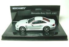 MERCEDES-BENZ sl65 AMG (Mat Argent) 2009