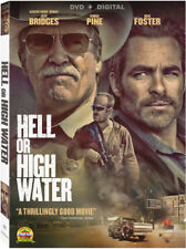 Hell Or High Water [New DVD]