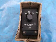 raf 1950s  fusing unit mk1 5d/1566