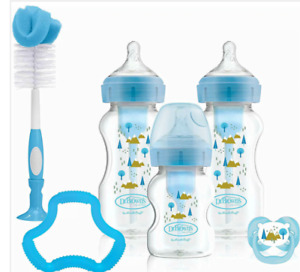 Dr browns Options  Anti - Colic Breast like Teats, Bottles and Bottle sets