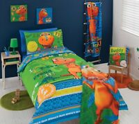 Dinosaur Train 'Buddy' Duvet | Doona Quilt Cover Set | T-Rex | US Full | Double