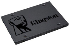 Kingston SA400S37/480G 2.5 inch. 480 GB Internal Solid State Drive - Black