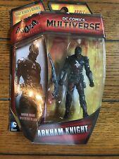 "Mattel DC Comics Multiverse Batman Arkham Knight  4"" Figure New MOSC Ships Free"