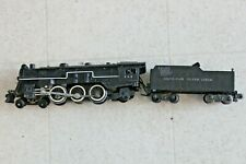 AMERICAN FLYER 293 4-6-2 STEAM LOCO AND TENDER RUNS And SMOKES Vintage