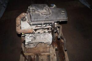 Nissan Micra 3 K12 Benzinmotor Motor 122.245 km 48 KW CR12