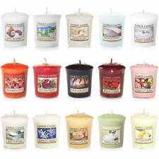 Yankee Candle Votive Sampler Scented Candles - Choose A Scent From Menu