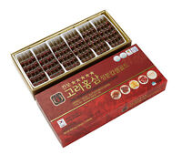 Korean Red Ginseng Roots Extract Capsules Tablets 820mg x 120 Tablets, 3.5oz