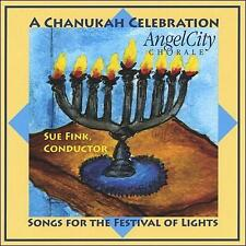 Chanukah Celebration - Songs For The Festival Of Lights by Angel City Chorale