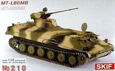 Mt-lb 6MB ruso APC con 6MB/BTR-80 sistema de armas 1/35 SKIF Raro