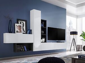 Boise IV - living room wall unit / entertainment tv cabinets / tv stand