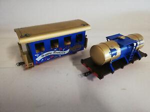 Fleischmann Magic Train Spur 0e Personenwagen & Tankwagen Happy Birthday