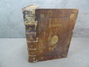 In-Folio: LA CONFERENCE DES ORDONNANCES ROYAUX. Par Pierre Guenoys. 1593.