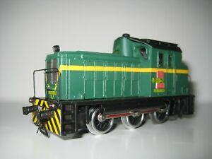 Mabar H0 7700 - Locomotora artesanal serie 303 10353 - Nº serie 597/7
