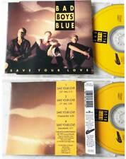 BAD BOYS BLUE Save Your Love . 1992 Coconut Ariola Maxi CD