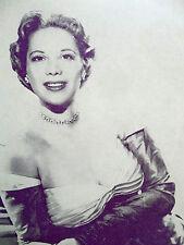 Dinah Shore Sheet Music Lot Of 6 Traditional Pop Vocal singer Actress Tv Radio