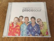 Brand New Sealed Pisco Sour by Nosequien (CD, 2004, Dalai Records Latin Pop Rock