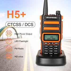 Baofeng H5 16 Channel Walkie Talkies PMR 446MHZ 2 Way Radio 3.1Miles Range Walky