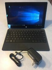 Microsoft Surface Pro 128GB, Wi-Fi - Black.  GREAT BUNDLE.    #3926