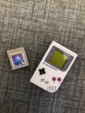 Nintendo Game Boy Weiß Handheld-Spielkonsole