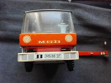 MSB, Anker - gut erhaltener DDR - Spielzeugkran aus Blech