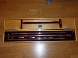 Stangenzirkel HAFF N° 246-150E  für Kreise bis max. 300 cm Durchmesser