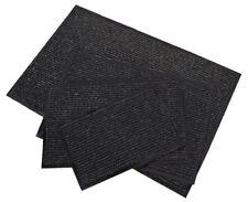 Fußmatte - diverse Größen/Farben - Schmutzfangmatte Fußabstreifer Türmatte Außen