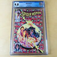 Amazing Spider-Man 300 Cover Homage Spider-Woman #5 CGC 9.8 Gonzales Exclusive
