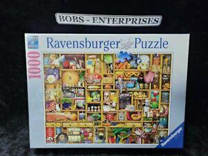 Ravensburger 1000 Piece Jigsaw Puzzle - Kitchen Cupboard - New/Sealed P-141